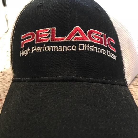 45fb95a5a Pelagic adjustable hat